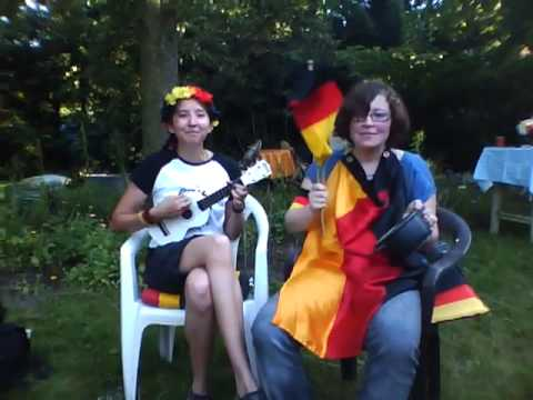 54 74 90 2014 (German World Cup Song)