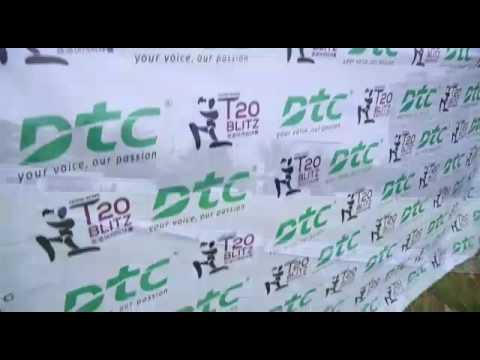 DTC HK T20 BLITZ 2016 Highlight
