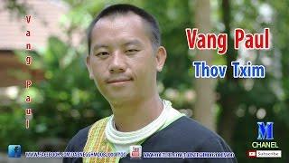 Hmong Song 2017 - Thov Txim - Vang Paul [Official Audio] เพลงม้งใหม่ 2017