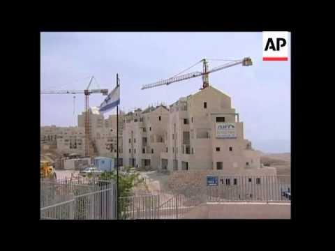 Olmert says Isr will reduce spending on WBank settlements