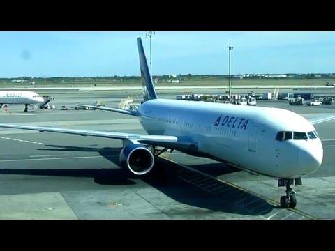 New York - Moscow (JFK-SVO) Delta Airlines Boeing 767-300ER
