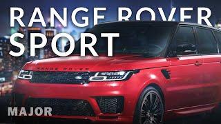 Range Rover Sport 2021 внедорожье в стиле LUXURY! ПОДРОБНО О ГЛАВНОМ