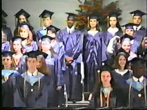 1996 05 24 Beau Chene High School Graduation