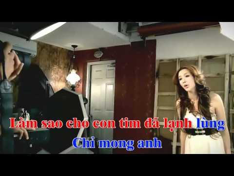 Anh - Hồ Quỳnh Hương (Karaoke)