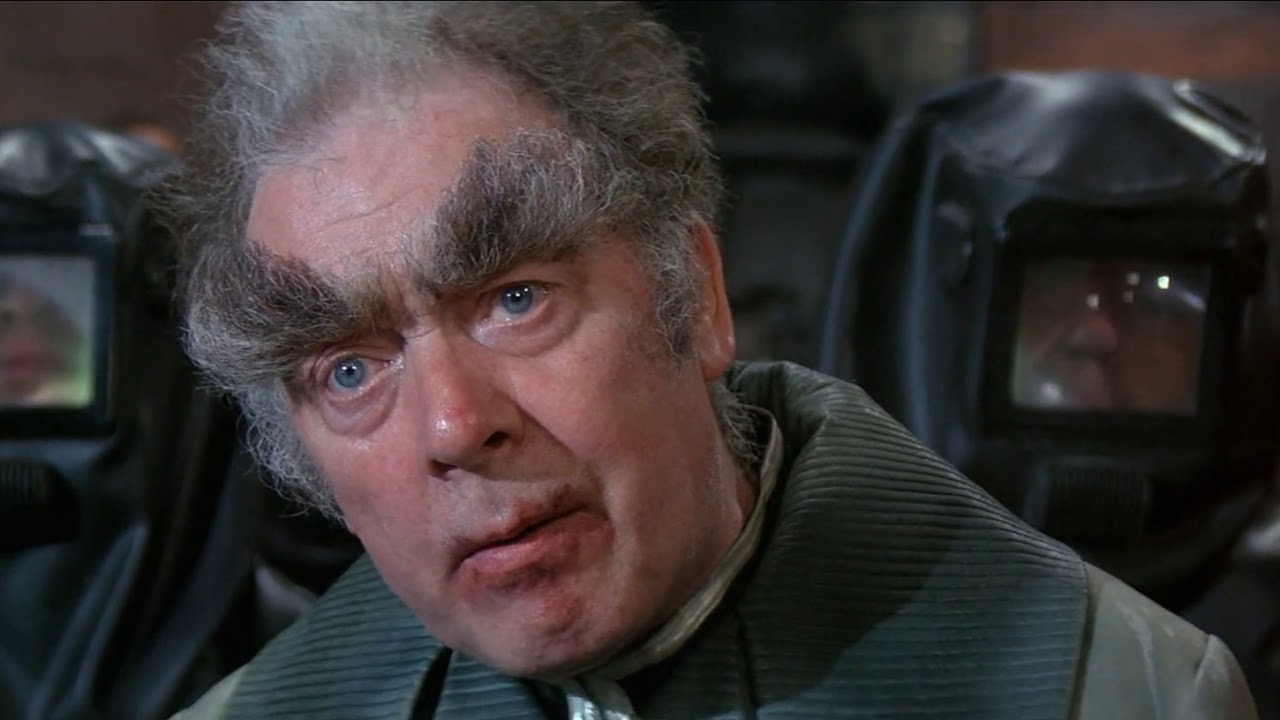 Dune: Eyebrows MacGuillicutty... - YouTube