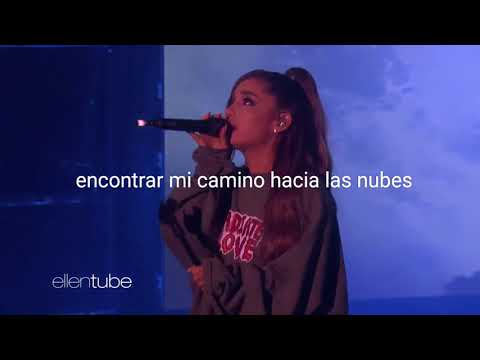 Ariana Grande / Breathin (letra En Español)