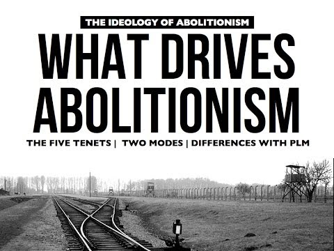 All On Fire: Five Tenets of Abolitionism (Abolitionism 101 Part 3)