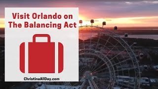 Visit Orlando on The Balancing Act on Lifetime TV