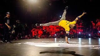 B-boys Battle in the Amazon - Red Bull BC One Latin America Final 2014