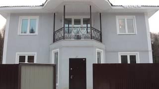 1️⃣9️⃣1️⃣Новый коттедж с бетонными перекрытиями 260 м 10 приЛЕСных соток 5 спален 2 санузла