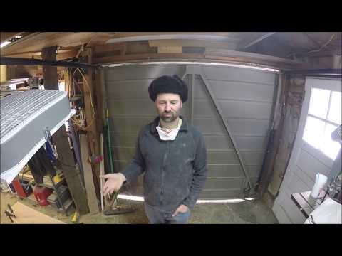 How to Make A Weathered Wood Bed 2 | THE HANDYMAN |