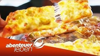 Pizza Tour XXL: Zu Besuch in Chicago der Pizzahauptstadt   Abenteuer Leben   Kabel Eins