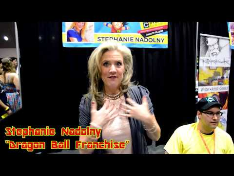 Its Recording Time: Interview With Stephanie Nadolny At Hydra Comic Con 2017