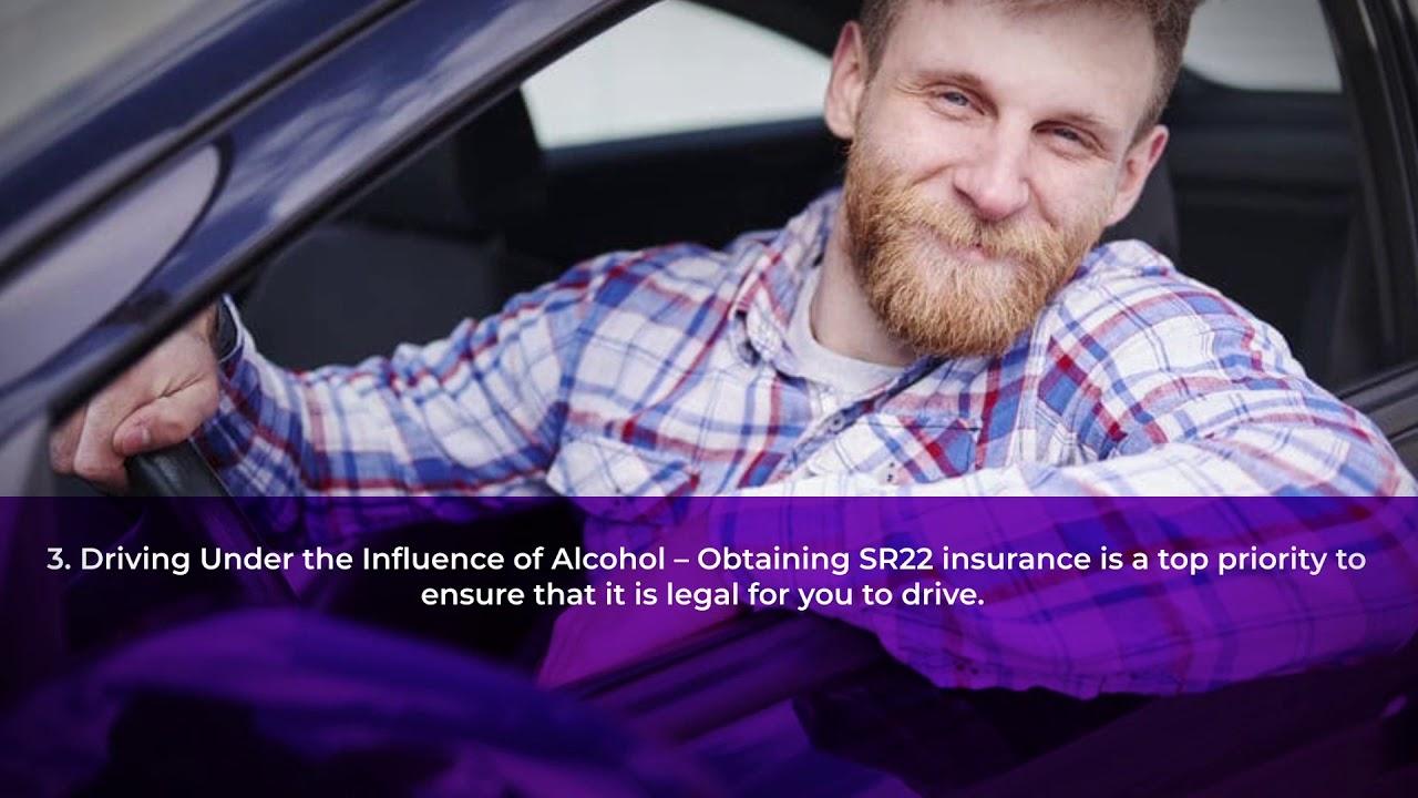 Five Reasons You Need SR22 Insurance - SR-22 Bond of Ohio ...