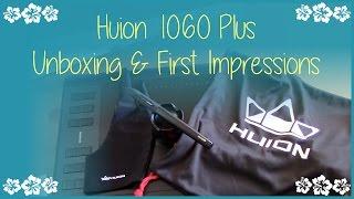 Huion 1060 Plus | Graphics Tablet