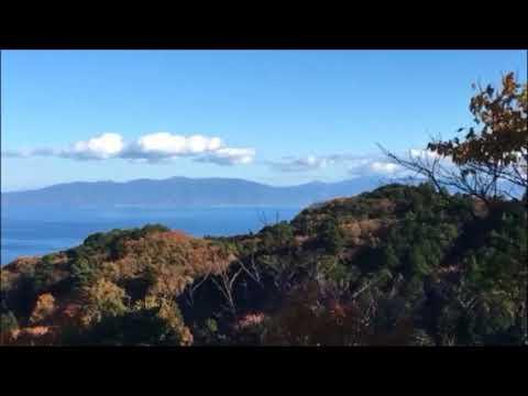 Mt'Fuji bew from Nippon daira park top.