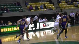 Tech Women's Basketball vs. North Alabama Highlights 11/25/15