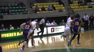 Tech Women's Basketball vs. North Alabama Highlights 11/25/15