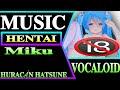 Music hentai R-18   vocaloid.