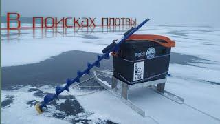 В поисках плотвы Плотва и окунь на мормышку Рыбалка по первому льду