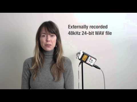 Audio Test: Zoom H4n vs. Tascam DR-40