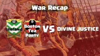 Clash of Clans - Ireland and BTP CWL Practice War!