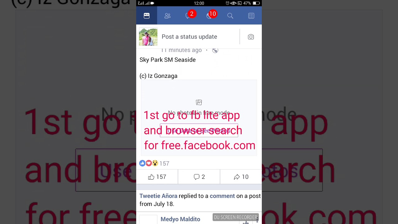 free facebook lite