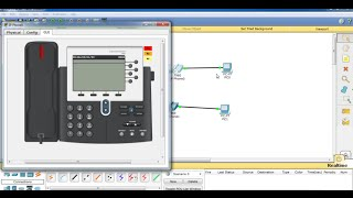 Tutorial VoIP Call Manager Express - Cisco Packet Tracer