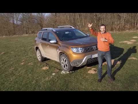 Dacia Duster - testirao Juraj Šebalj