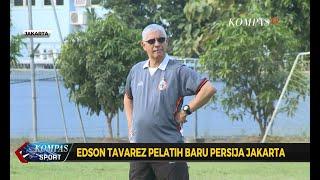 Mantan Pelatih Yokohama FC, Edson Tavarez Jadi Nahkoda Baru Persija Jakarta