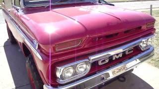 1966 GMC 3/4 ton 4wheel drive