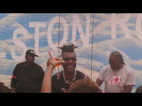 Omar - There's Nothing Like This - Live At Dalston Roof Park - July 2019