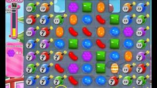 Candy Crush Saga Level 374 Basic Strategy