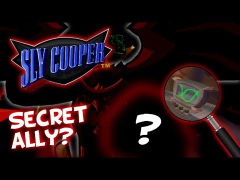 Sly Cooper Theory - Did Clockwerk Have A Secret Ally?