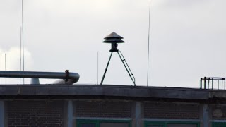 Oude luchtalarm test! *Meer dan 50 sirenes gaan af!