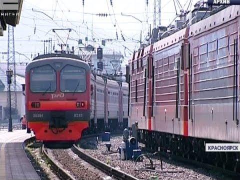 Электричка из Красноярска до аэропорта может появиться уже через полтора года
