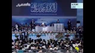 Kis Qadar Zahir Hay Nur (Urdu Nazm) at Jalsa Salana UK 2014
