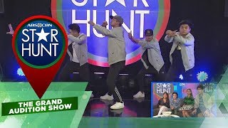 Star Hunt The Grand Audition Show: Star Hosts give out their comments for SOG's performance | EP 22