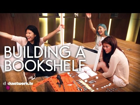 Building A Bookshelf - It's a Date! EP4