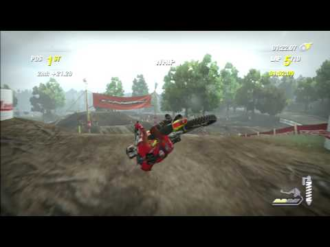 mx vs atv alive   Rockstar open national series round 6 moto 2