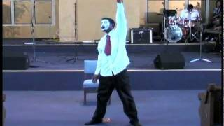 Mime Praise Dance U Saved Me