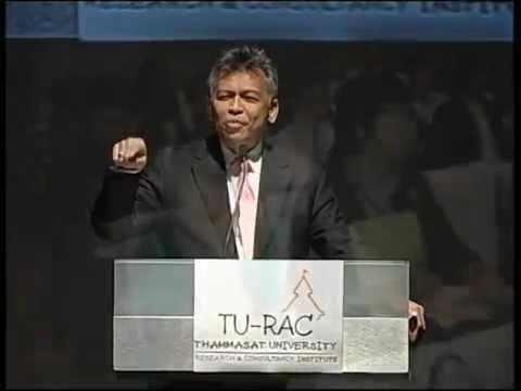 2/2 Dr.Surin Pitsuwan-Thailand Research Agenda towards ASEAN Era