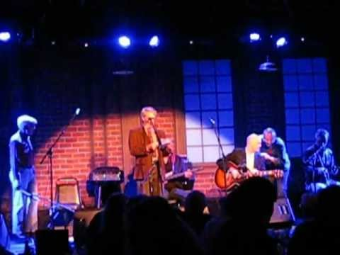 National Endowment for the Arts award to Mike Auldridge, Birchmere Feb 12,2013