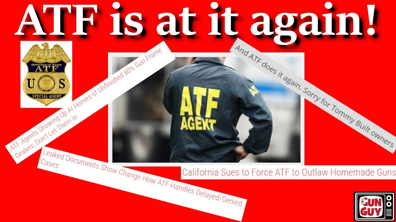 ATF is at it again! - Interview with Dan O'Kelly