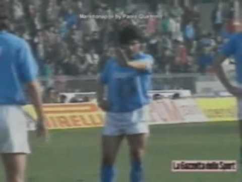 a64082eb83f5b Maradona - Goals su calcio di punizione ( free kick ) Punizioni ...