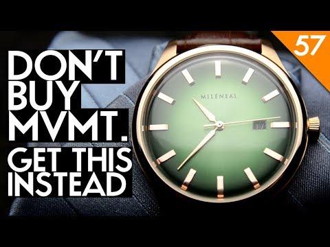 Mileneal Prestige Review - A Great MVMT Alternative