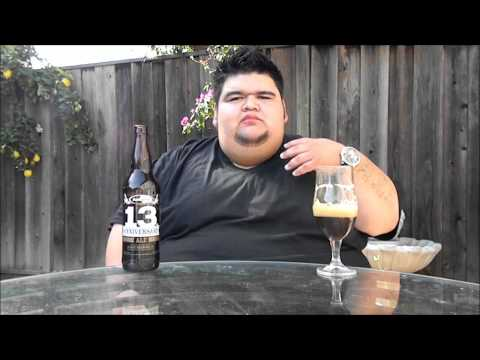 The Beer Heads: Bottleworks/Stone Brewing Co. 13th Anniversary Ale  | Beer Review #204