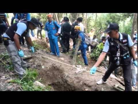 Thailand Announces More Trafficking Arrests