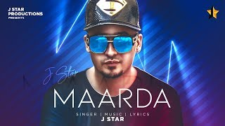 Maarda (J Star) Mp3 Song Download