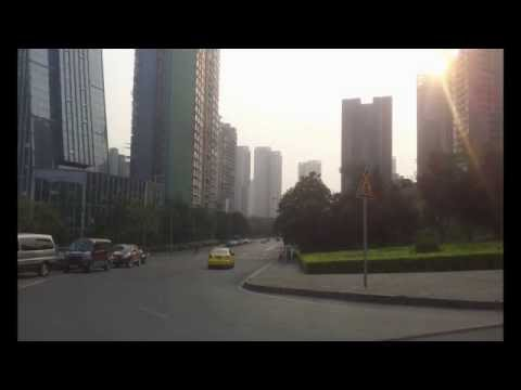 Chongqing - possibly the biggest metropolis / City